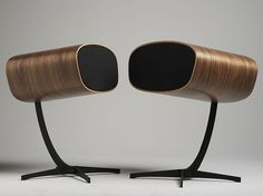 """Davone """"Ray"""" Speakers: Bang & Olufsen aren't the only Danish HI Fi people!"""