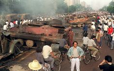 As the rest of the world remembers the Tiananmen Square massacre, China   forbids its citizens from mentioning the atrocity