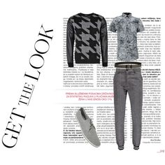 Get The Look by nattysupplyco on Polyvore featuring Armani Collezioni