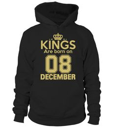 KINGS ARE BORN ON 08 DECEMBER