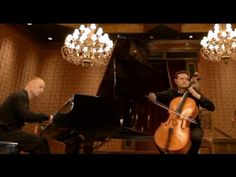 Adele - Rolling in the Deep (Piano/Cello Cover) - ThePianoGuys style