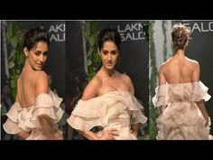 Disha Patani's ramp walk at Lakme Fashion Week 2018.  See full video >> https://youtu.be/xYR_xfjpKPE  #dishapatani #lakmefashionweek #lakmefashionweek2018 #lfw #lfw2018 #bollywood #bollywoodactress #bollywoodnews #filmybaten