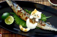 Cat x Daikon Radish Art (大根おろしアート) . too high! Food Design, Cute Food, Good Food, Food Art For Kids, Food Garnishes, Food Humor, Aesthetic Food, Creative Food, Food Presentation