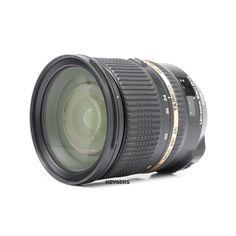The #Tamron SP 24-70mm f2.8 Di VC USD #Lens (#Nikon Mount) is the perfect studio Lens! Nikon, Used Cameras, Camera Equipment, Lens, Studio, Klance, Studios, Lentils