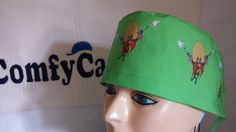 Embroidery Only: Scrub Hat - Customize Your Style