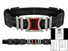 Hey, I found this really awesome Etsy listing at https://www.etsy.com/listing/211137722/template-for-black-widow-utility-belt