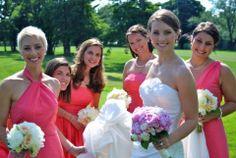 Bride's flowers!