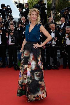 Alice Taglioni au Festival de Cannes