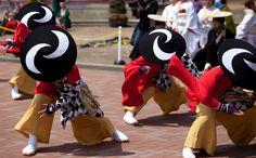 Japanese Dance Parade