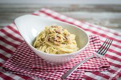 Spaghetti Carbonara - LECKER&Co | Foodblog | Foodfotografie und Foodstyling in Nürnberg