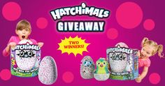 Our friends at, Freebie Moms, are giving away a Hatchimal Valued at $200  (just because)...