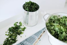 How to make the most delicious Kale Chips - Simple et Chic - Fashion & Lifestyle Blog