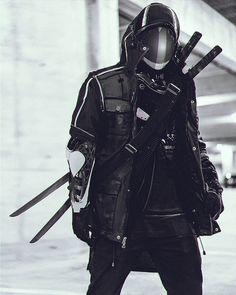 A collection of cyberpunk, art, bikes, cars, noir and other stuff I like Arte Ninja, Cyberpunk Mode, Cyberpunk Fashion, Cyberpunk Tattoo, Cyberpunk Clothes, Cyberpunk 2077, Armor Concept, Concept Art, Character Concept