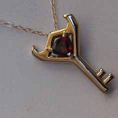 My life destiny is to find this necklace. Zelda Boss key charm.