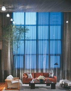 Scandinavian Simplicity: A Reimagined Swedish Summerhouse. Tall WindowsLoft  ...