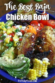 Best Chicken Recipes, Real Food Recipes, Meat Recipes, Easy Homemade Recipes, Easy Healthy Recipes, Clean Eating Recipes, Lunch Recipes, Healthy Comfort Food, Comfort Foods