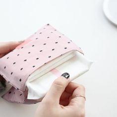 Pattern Secret Pouch