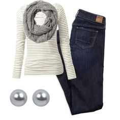 Fall outfit / For the Fall polyvore