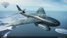 MesserschmittMeP.1102B | World of Warplanes