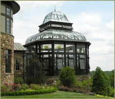 attached home greenhouse - Google Search