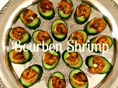 The Kentucky Derby is right around the corner, this Bourbon Shrimp appetizer will be perfect to serve at your Kentucky Derby party! Shrimp Appetizers, Appetizers For Party, Derby Day, Derby Time, World's Best Food, Baked Shrimp, Easy Appetizer Recipes, Dinner Dishes