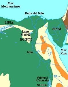 Origen de la civilización en Egipto hacia el 19.000 A.C.