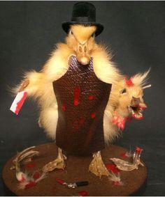 Quack the ripper!