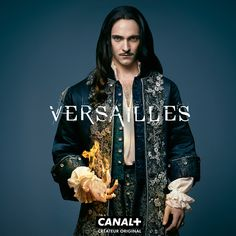 Animated images made for the TV series Versailles, broadcasted on Canal+. Commissioned by BETC Paris. Versailles Bbc, Versailles Tv Series, Film D, Film Serie, Luís Xiv, Canal Plus, George Blagden, Digital Cinema, Digital Art