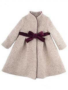 beautiful girls coat