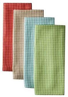 Superieur Coastal Shades Dish Towel   Modern   Dishtowels   Target