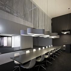 Stand for Vibia by Spanish architect Francesc Rife _