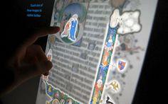 Exhibición de la colección de Manuscritos Reales (entre los siglos IX y XVI) de la British Library. 2011.
