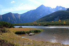 The High Tatras Mountains in Slovakia are a hiking hotspot!