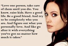Nice...Angelina Jolie