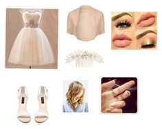 Prom by jordanfashion14 on Polyvore featuring polyvore, fashion, style, Jane Norman and Forever New