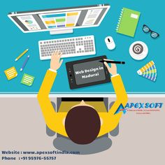 Looking for a professional, innovative Web Design in Madurai? Apexsoft is the best choice for your business. We offer you all kinds of web services like Web Designing, Web development, SEO Services, etc.