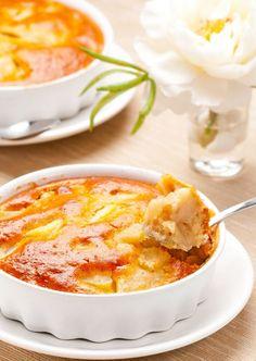 Clafoutis pommes amandes – Les recettes de cuisine et mets