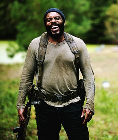 I & rsquo; vais vous manquer Tyreese !!