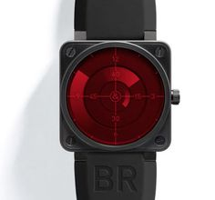 Bell & Ross Red Radar Limited Edition