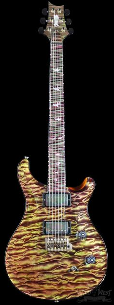 Prs Guitar, Music Guitar, Cool Guitar, Playing Guitar, Ukulele, Unique Guitars, Custom Guitars, Vintage Guitars, Types Of Guitar