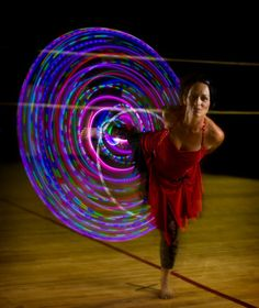 Sharna Rose is made of magic. Love this pic. Pictures Of People, Love Pictures, Led Hula Hoop, Psychedelic, Dancer, Sky, Heavenly, Collection, Queens