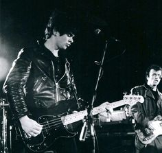 psych0candy: The Stranglers, JJ and Hugh, Ohio 1978
