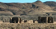 Fort Churchill and Museum    Photo by Dan Newell  Nevada's first and largest military post, built in 1860. Just 20-miles north of Yerington.