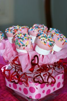 CHOCOLATE DIPPED MARSHMALLOW BOUQUET - Bing Images