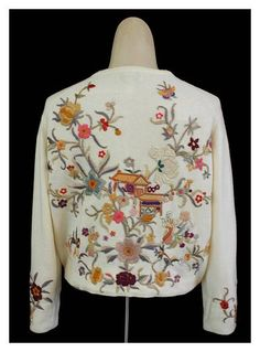 1950 era women's clothing | Most of these cardigans were made from delicate fibres. So sometimes ...