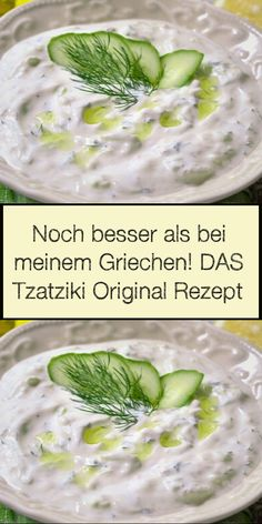 Even better than my Greek! THE Tzatziki Original Recipe - Recipes - Even better than my Greek! THE Tzatziki Original Recipe – Recipes Even better than my Greek!