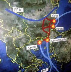 Οι μεταφορές και η ενέργεια αναβαθμίζουν τη Θράκη ~ Geopolitics & Daily News
