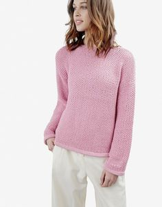 julia sweater- pattern avail in L and XL