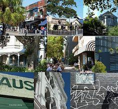 Snapshots. Melbourne Victoria