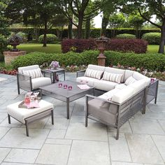 Woodard Patio Furniture Replacement Cushions Patio Furniture